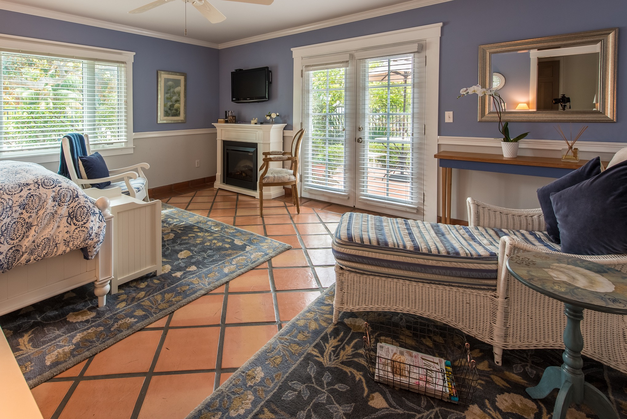 The Nantucket Room - Kate Stanton Bed and Breakfast, San Diego Area