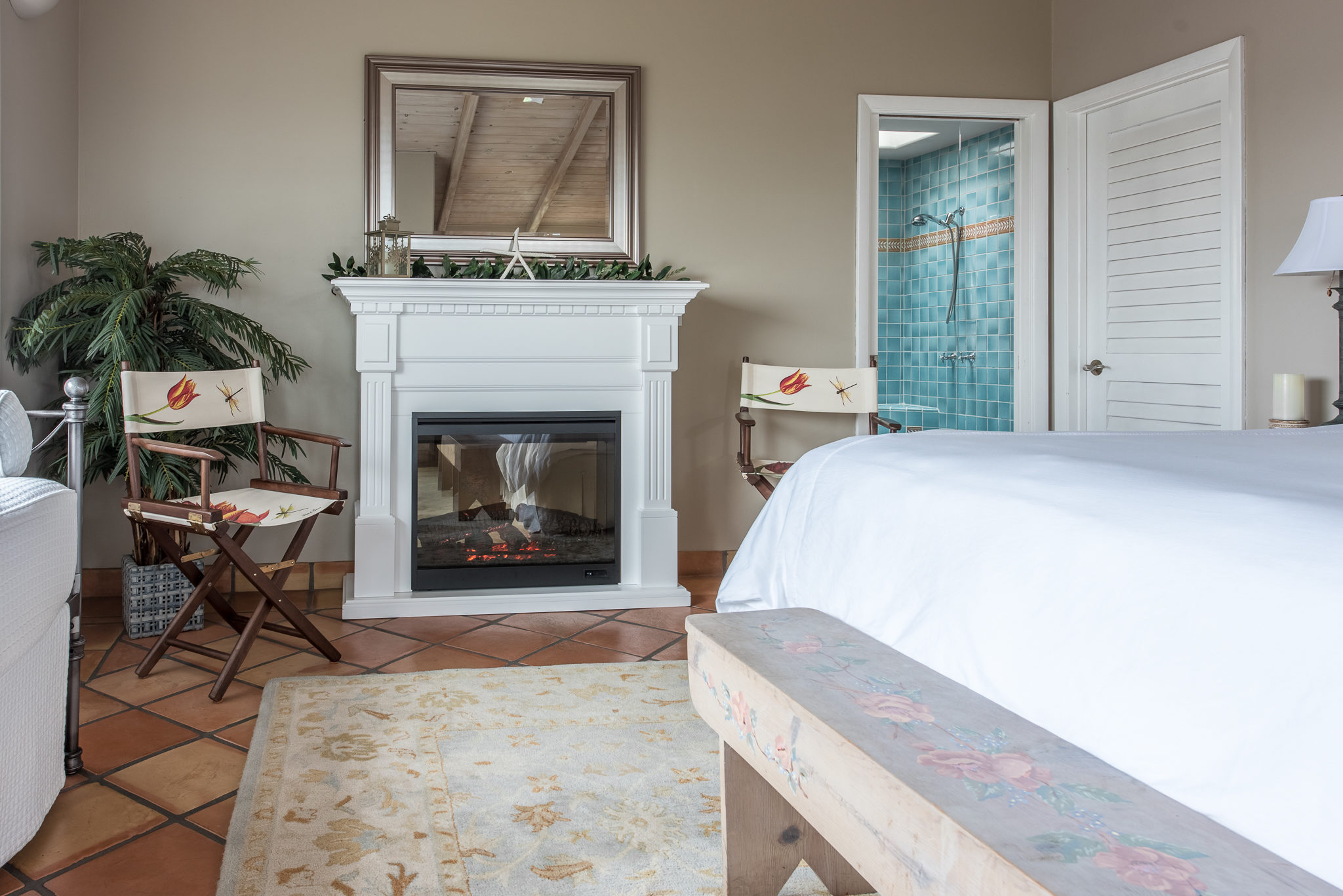 The Chatham Suite - Kate Stanton Bed and Breakfast, San Diego Area