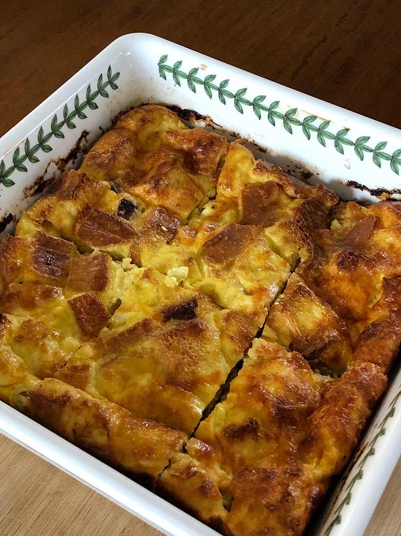 Breakfast Pie - Kate Stanton BB Encinitas, CA
