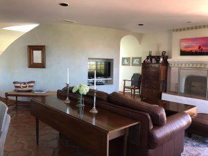 Kate Stanton Inn Living Room